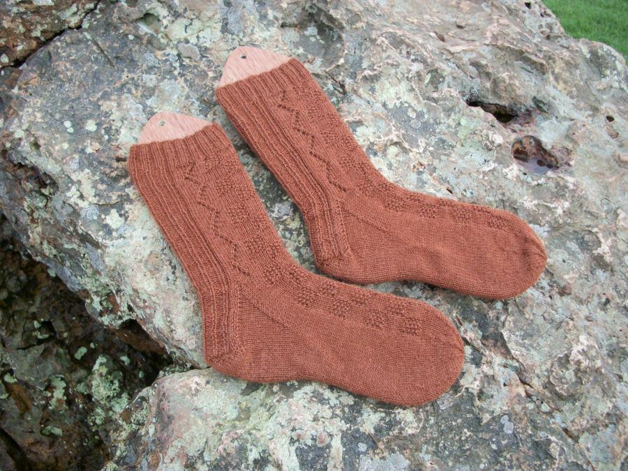 New Pattern Carved Stone Ball Socks Blog